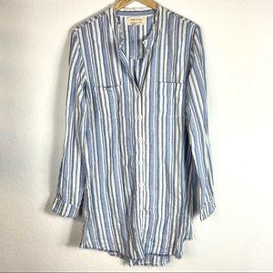 Cloth & Stone Striped Dress